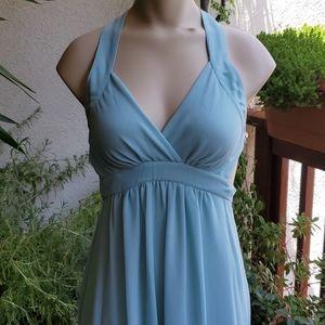 Armani mint green dress